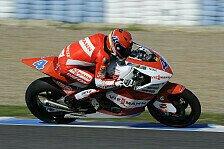 Moto2 - Bradl wollte ausweichen: Kiefer Racing blieb unbelohnt