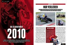 Formel 1 - Bilderserie: Das neue Motorsport-Magazin - April 2010