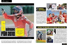 MotoGP - Bilderserie: Das neue Motorsport-Magazin - April 2010