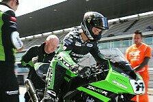Superbike - Das Knie wird jeden Tag besser: Vermeulen will in Assen wieder dabei sein