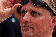 Formel 1 - Es fehlen die richtigen Zutaten: Herbert �ber Schumachers Zukunft