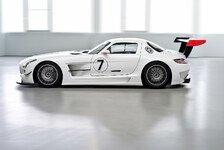 Auto - Mercedes-Benz SLS AMG GT3