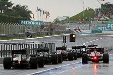 Formel 1 - Fans nach Quali-Chaos: Gibt andere Baustellen!