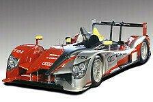 Mehr Motorsport - Mit etwas Rock 'n Roll: Le Mans - Audi mit frischem Outfit