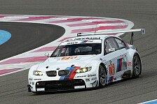 Mehr Motorsport - Team BMW Motorsport ins Le Mans Wochenende 2010 gestartet: BMW auf den Pl�tzen 10 und 11