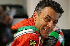 IndyCar - Beeindruckende M�glichkeit: Jean Alesi startet f�r Newman/Haas