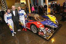 Le Mans Serien - Testfahrten - Le Castellet