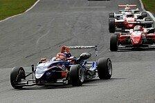Britische F3 - Bilder: Oulton Park - 1. - 3. Lauf