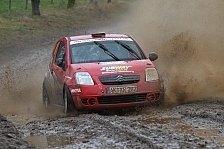 DRM - Optimale Vorbereitung f�r die Vogelsberg Rallye: Optimismus im Auto von Lars Mysliwietz