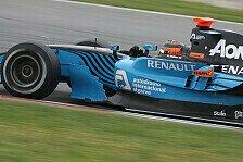 GP2 - Hoffnung auf einen guten Saisonabschluss: Chilton hat gute Erinnerungen an Abu Dhabi