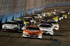 NASCAR - Aufholjagd nach Schwarzer Flagge: Nationwide: Kyle Busch siegt in Phoenix