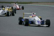 ADAC Formel Masters - Farnbacher und Wehrlein jubeln ebenfalls auf dem Podest: Richie Stanaway mit Start-Ziel-Sieg