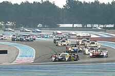 ELMS - Bilder: 8H of the Castellet - 1. Lauf
