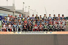 Moto2 - Kommentar: 2. Lauf des Honda-Dunlop-Cups