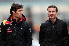 Formel 1 - Ohne Vettel mehrfacher Weltmeister: Coulthard zollt Webber gro�en Respekt