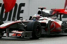 Formel 1 - Strafen & Reifenlotterie: China: 10 Antworten zum Rennen
