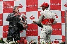 Formel 1 - K�nnen mit Red Bull mithalten: McLaren glaubt an eigene Qualifying-Pace