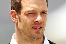 Formel 1 - Total cooles Paket: Alex Wurz