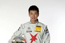 DTM - Der erste Chinese: R�ckblick 2010: Congfu Cheng