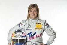 Formel 1 - Kein PR-Stunt: DTM-Pilotin Stoddart will F1-Test