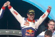 Mehr Motorsport - Team Frankreich mit Prost: Loeb 2010 beim Race of Champions