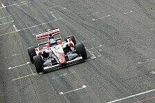Formel 2 - Mathéo Tuscher beim Auftakt auf Pole