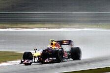 Formel 1 - Bilder: China GP - Rennen