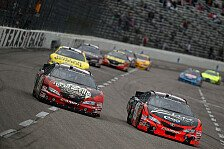 NASCAR - ARCA: Nelson Piquet Junior wurde Neunter: Nationwide: Busch mit f�nftem Texas-Sieg in Folge