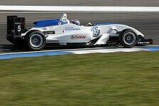 F3 Euro Series - Drei Zehntel Vorsprung: Edoardo Mortara beim Finale spitze