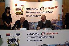 Formel 1 - Eigener F1-Kurs geplant: Stefan GP pr�sentiert Pl�ne f�r 2011