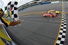 NASCAR - Spannendes Rennen der Rekorde in Talladega: Kevin Harvick siegt im dritten Anlauf