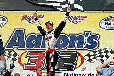 NASCAR - Aaron's 499