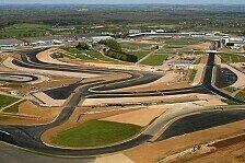 Formel 1 - Ins 21. Jahrhundert bringen: Silverstone: Bauarbeiten gehen gut voran