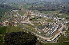 Formel 1 - H�rtetest f�r Benzin- und �lpumpen: Silverstone aus Motoren-Sicht