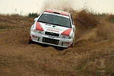 DRM - Doppelpack: Kahle startet im Octavia WRC zweimal in der Lausitz : Zwei Starts in der Lausitz f�r Kahle
