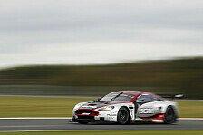Blancpain GT Serien - Aston Martin ist zur�ck: Turner/Enge holen Pole in Silverstone