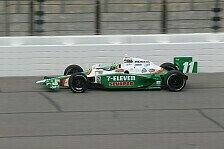 IndyCar - Kanaan in letztern Sekunde dabei: Tracy & Duno verpassen Qualifikation