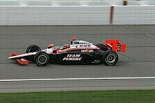 IndyCar - 90 Minuten Anspannung: Castroneves steht beim Indy 500 auf Pole