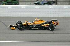 IndyCar - Vorbereitung auf das gro�e Rennen: De Silvestro: Spannende Erlebnisse in Indy