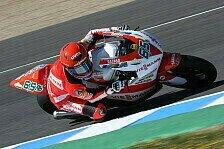 Moto2 - Leonov legt konstant zu: Bradl hat trotz Ablenkung gepunktet