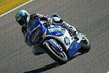 Moto2 - Gadea: Zweiter Top-10 Platz beim zweiten Rennen : Pons trotz Fehler auf 19