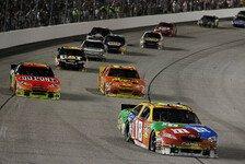 NASCAR - Kevin Harvick �bernimmt die Gesamtf�hrung: Grandioser Sieg f�r Kyle Busch