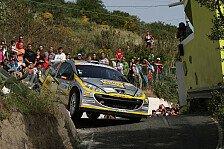 Mehr Rallyes - IRC - Spanien - 4. Lauf