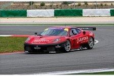 Mehr Motorsport - Sehr einfach zu fahren: Piquet testet mit Parente GT Ferrari