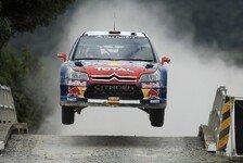 WRC - Vollzeit statt Teilzeit: Sordo hungriger denn je