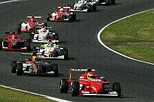 Formel BMW - Letzte Gelegenheit: Hansen Schnellster beim Hockenheim-Test