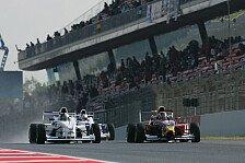 Formel BMW - Erfolgreicher Test: Kvyat bei Testfahrten in Budapest vorne