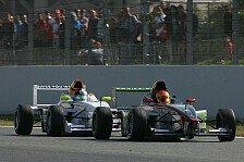 Formel BMW - Erster Sieg für Tarancon