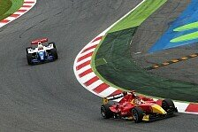 GP2 - Bilder: Barcelona - 1. & 2. Lauf