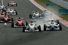 Formel BMW - Spannung bis zum Finale: R�ckblick 2010: Robin Frijns, der letzte Meister